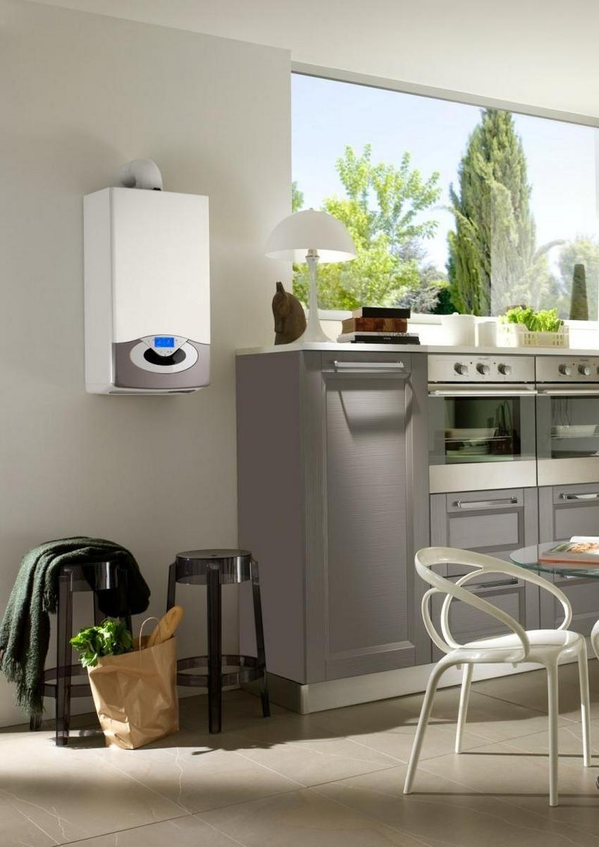 Calderas de gas para calentar una casa particular: cómo ...